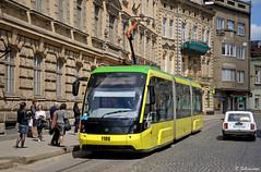 Electron T3L44-1186, Lviv, 2018/05/20. (lg-trains) Tags: ukraine trams lviv