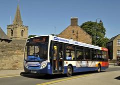 FX08HFC Stagecoach Mansfield 39678 (martin 65) Tags: enviro e200 e300 enviro400 e400 mmc scania adl pronto mansfield nottinghamshire move road transport public stagecoach group eastmidland vehicle bus buses