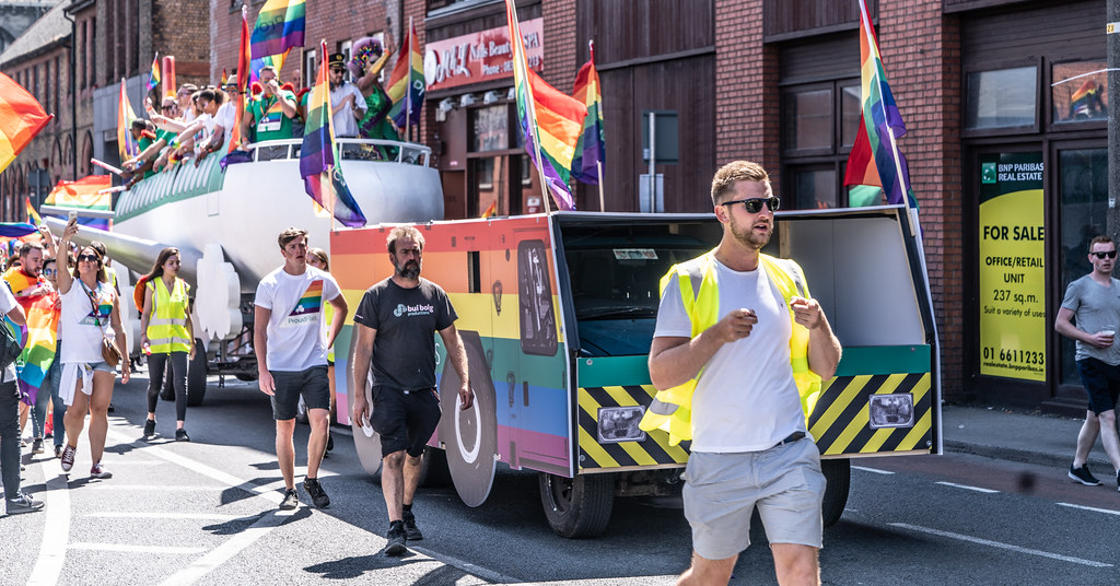 ABOUT SIXTY THOUSAND TOOK PART IN THE DUBLIN LGBTI+ PARADE TODAY[ SATURDAY 30 JUNE 2018]-141751