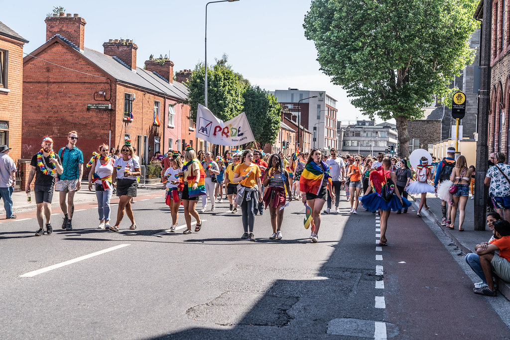 ABOUT SIXTY THOUSAND TOOK PART IN THE DUBLIN LGBTI+ PARADE TODAY[ SATURDAY 30 JUNE 2018]-141786