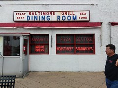 Baltimore Grill (Meredith Jacobson Marciano) Tags: neon sign diner atlanticcity