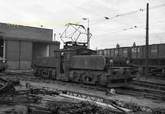 2063 NCB Electric No9 Westoe Lane Colliery 10-07-56 (FW Hampson) 863 (Ernies Railway Archive) Tags: westoecolliery ncb hartoncoalcompany