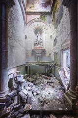 (Alexandre Katuszynski) Tags: urbex urbanexploration urbexfrance explorationurbaine derelict decay disorder dust verlassen forgotten lostplaces