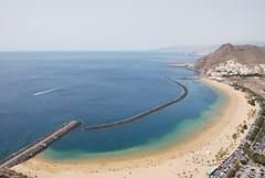 Playa De Las Teresitas, Санта-Круз, Тенеріфе, Канарські острови  InterNetri  753