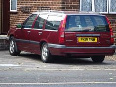 1996 Volvo 850 2.5 CD Auto (Neil's classics) Tags: vehicle 1996 volvo 850 wagon estate 25cd