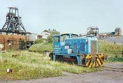 Norton Colliery (Kingmoor Klickr) Tags: d2862 lostockhall class02 ncb nortoncolliery nd3 staffordshire colliery industrial railwayyorkshireengine 2845