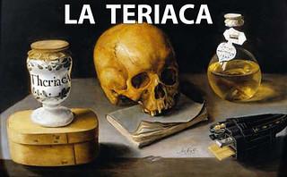 LA TERIACA .. Mirra composta