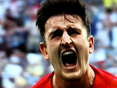 Harry Maguire (knightbefore_99) Tags: 2018 russia football futbol worldcup awesome game beautiful sport best harry maguire screenshot cool tv great goal