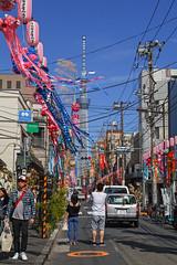 Kappabashi Tanabata festival (shinichiro*@OSAKA) Tags: 20180709sdim4044 2018 crazyshin sigmasdquattroh sdqh sigma1770mmf284dcmacrohsm july summer asakusa tokyo japan jp 合羽橋 合羽橋商店街 たなばた祭 41669979390