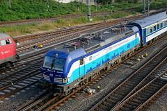 P1640389 (Lumixfan68) Tags: eisenbahn züge loks baureihe 193 elektroloks drehstromloks mehrsystemloks cd tschechische staatsbahn eurocity ec deutsche bahn db