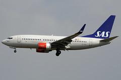 SAS B737-76N SE-RJX BCN 07/07/2018 (jordi757) Tags: airplanes avions nikon f90x gro lege girona costabrava bcn lebl barcelona elprat boeing 737 boeing737 b737 b737700 sas scandinavian serjx