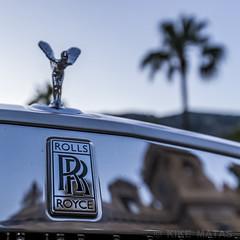 Rolls Royce en Montecarlo (kike.matas) Tags: canon canoneos6d canonef1635f28liiusm kikematas rollsroyce montecarlo casino reflejos coche vehiculo automovil marca lujo luxe anochecer lightroom6 mónaco