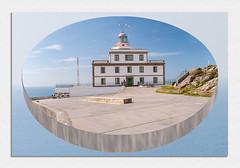 Faro de Finisterre  construido en 1853. (Manuel Boado) Tags: cielo mar faro manuelboado nikond700 farodefinisterre acoruña galicia caminodesantiago finisterre peregrino