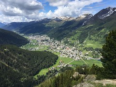 Davos GR Suisse (CANETTA Brunello) Tags: svizzera panorama vista graubunden grigioni davos