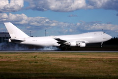 Atlas N445MC, OSL ENGM Gardermoen (Inger Bjørndal Foss) Tags: n445mc atlas boeing 747 cargo osl engm gardermoen