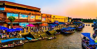 Amphawa Floating Market Thailand-36a