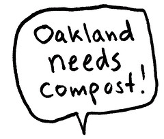 oakland needs compost copy (Sustainable Economies Law Center) Tags: compost soil crops dirt california janelleorsi