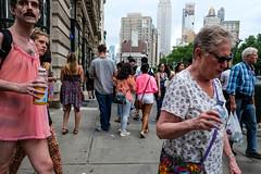 DSCF8652 (john fullard) Tags: 2018 city june manhattan newyork nyc pride summer urban candid color colour