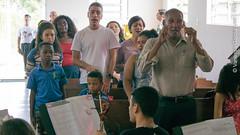 (Primeira Igreja Batista de Campo Grande) Tags: pibcgrj primeiraigrejabatistadecampogrande fé faith pradosverdes igrejapradosverdes orquestra violino church vanessagarcialeal valorescristãos família louvor louvoradeus culto