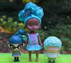 A Very Good Play Day :) (Lawdeda ❤) Tags: lam pei holala doll chico natureq treeson ren teal love hello im awesome wednesday play silly toy fun picmonkey