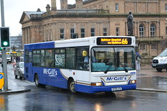 McGill's 4466 SF05LFU (Will Swain) Tags: paisley 10th march 2018 bus buses transport travel uk britain vehicle vehicles county country scotland scottish town mcgills 4466 sf05lfu