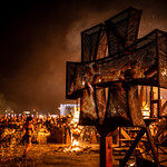 Hellfest at night. thumbnail