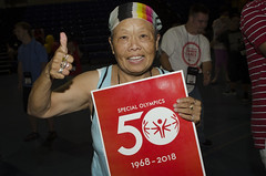SONC SummerGames18 Tony Contini Photography_0898 (Special Olympics Northern California) Tags: 2018 summergames dance fun happy thumbsup