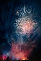 Naval Station Great Lakes Fireworks (5) (jeff_a_goldberg) Tags: navalstationgreatlakes night summer independenceday firework fireworks usnavy navy northchicago illinois unitedstates us