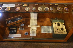 Springfield Calaboose Jail (Adventurer Dustin Holmes) Tags: 2018 springfield springfieldmo springfieldmissouri calaboose jail lawenforcement ozarks midwest museum old historic historical spd springfieldpolicedept springfieldpolicedepartment history police greenecounty interior inside breathalyzer machine equipment equip badge badges identificationkit crime forensics scale pharmaceuticalscale patch shoulderpatch noses