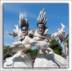 TEATRO PAVANA - Le Dame e La Serva (Hans van Bockel) Tags: 1680mm d7200 evenement festival jaarlijks lightroom nikkor nikon stad stelten zaterdag deventer overijssel nederland nl