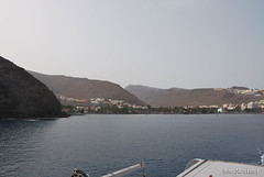 Паромом Фред Ольсен з Тенеріфе на Гомеру, Канарські острови  InterNetri  1026
