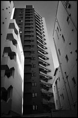 Kami-Meguro, Meguro-ku, Tōkyō-to (GioMagPhotographer) Tags: tōkyōto ricohgr highrise kamimeguro meguroku eastofthesun japanproject japan building meguro tokyo tkyto