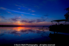 solstice sunset (light shift) Tags: sunset solitice spring summer night lake clouds calm northernalberta laclabiche