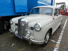 1956 Mercedes Benz 180 TP-94-41 (Stollie1) Tags: 1956 mercedes benz 180 tp9441 den helder