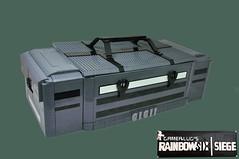 Armour Bag - Rainbow Six Siege (Si-MOCs) Tags: bestcollabs rainbowsixsiege arewereallydoingthis rook legorook i ihadonejob