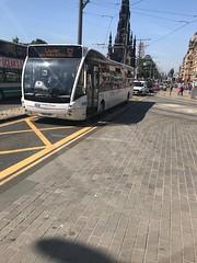 Borders Buses Optare Versa YA13AEF 11305 (Daniely buses) Tags: service52 westcoastmotors wcm 11305 ya13aef optareversa bordersbuses