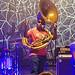 Manuel Perkins Jr. - The Soul Rebels - 2018 Halifax Jazz Festival