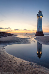 Perch Rock-8 (andyyoung37) Tags: perchrock perchrocklighthouse reflections leadinglines lowtide settingsun sunset