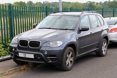 Humberside Police Unmarked BMW X5 Armed Response Vehicle (PFB-999) Tags: humberside police unmarked bmw x5 4x4 armed response vehicle car unit arv firearms grilles dashlight leds rescue day 2018