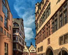 Old Town (FocusPocus Photography) Tags: frankfurt stadt city altstadt oldtown häuser houses architektur architecture gebäude buildings