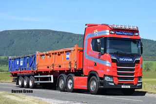 WILLIAM DUFF AND SONS SCANIA NEXT GENERATION S580 V8 SV18 HCU