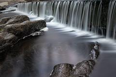 La Cascada (::Daniel::) Tags: cascada sierradelaventana provinciadebuenosaires largaexposicióndiurna led argentina invierno