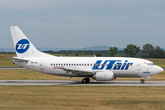 B733_UT822 (VIE-VKO)_VP-BVL_1 (VIE-Spotter) Tags: vienna vie airport airplane flugzeug flughafen planespotting wien