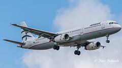 SX-DVP   Airbus A321-200 - Aegean Airlines (Peter Beljaards) Tags: aviationphotography jetliner passengerjet schiphol amsterdam sxdvp airbusa321 aegeanairlines nikond5500 ams eham a321 nikon70300mmf4556