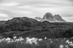Suilven (Balthus Van Tassel) Tags: suilven scotland hike arcticcotton fuji longexposure nd1000 inverkirkaig highlands uk