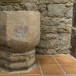 Pica baptismal de l'església vella de la Guàrdia d'Urgell thumbnail