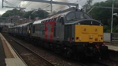 37884 (DRS66421) Tags: 37884 springburn class37 scotland canon photography railwayphotography trainphotography ukphotogtaphy europheonix railway