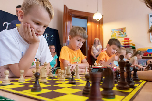 VIII Turniej Szachowy Przedszkolaków o Mistrzostwo Świdnicy-3