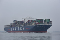 CMA CGM CORTE REAL (angelo vlassenrood) Tags: ship vessel nederland netherlands photo shoot shot photoshot picture westerschelde boot schip canon angelo walsoorden cargo container cmacgmcortereal