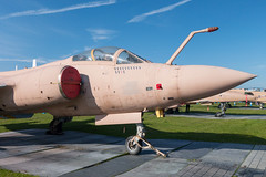 XW547 (hartlandmartin) Tags: xw547 blackburn buccaneer s2b raf royalairforce rafcosford airshow2018 aircraft aeroplane jet flight aviation plane transport military sony rx100ii